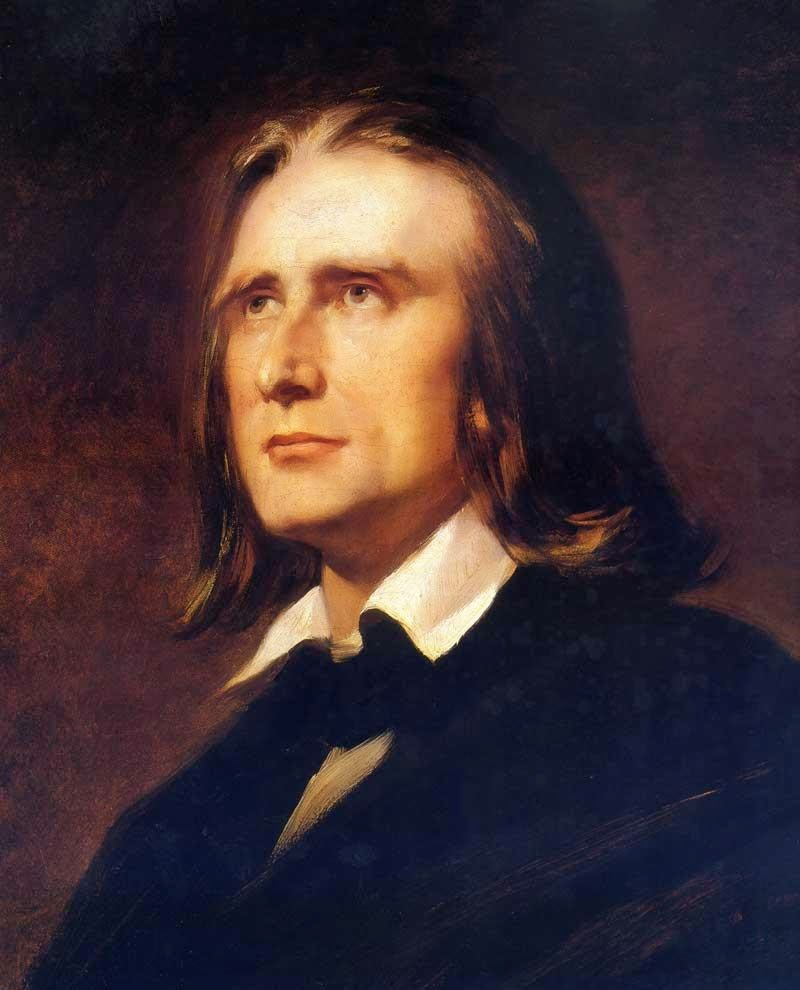 The 15 Greatest Classical Composers Of All Time - Franz Liszt (1811-1886)