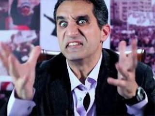 """بالفيديو...مشاهدة الحلقة الثانية- 2- من برنامج """" البرنامج"""" - باسم يوسف المسربة علي موقع يوتيوب, المؤجلة- 30/11/2012"""