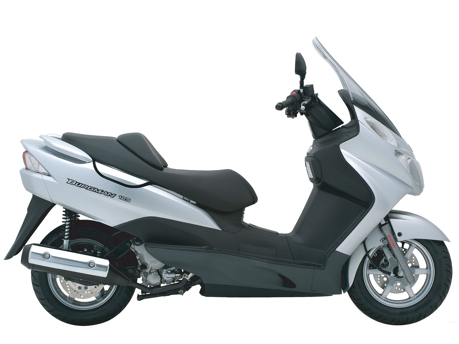 2005 suzuki burgman 125 scooter pictures. Black Bedroom Furniture Sets. Home Design Ideas