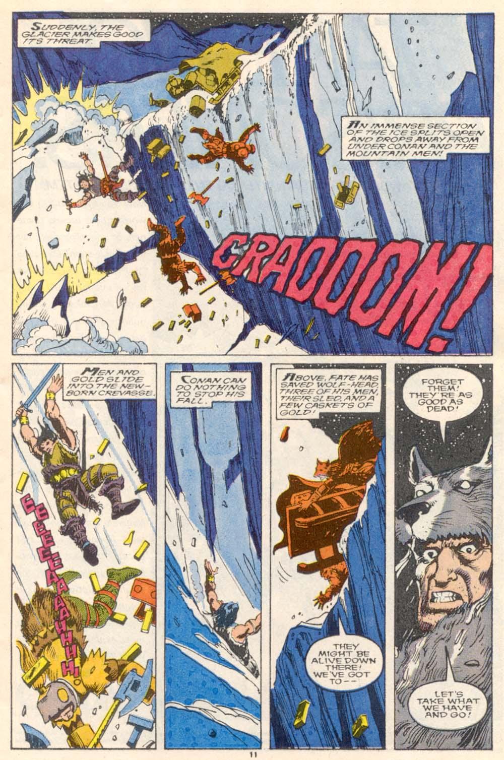 Conan the Barbarian (1970) Issue #220 #232 - English 11