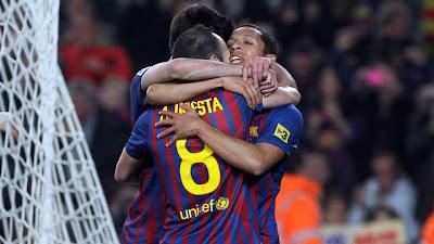 Barcellona Sporting Gijon 3-1 highlights sky