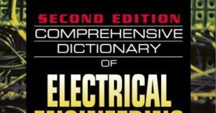 comprehensive dictionary of electrical engineering pdf