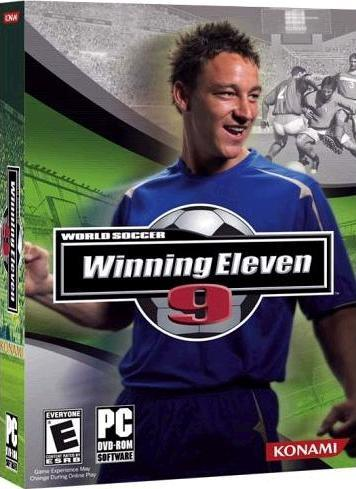 Update Winning Eleven 9 Musim 2011/2012 (Option File) 12 Juni 2011