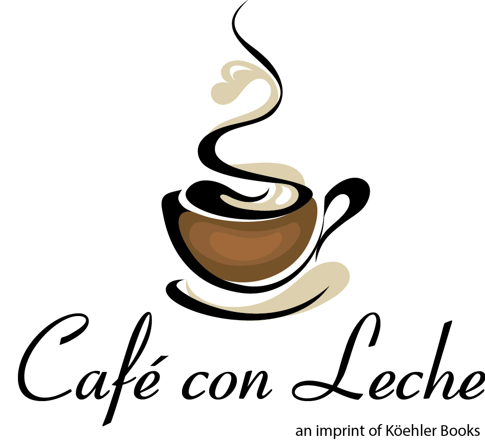 Latina book club new latino imprint caf con leche books for Capacidad taza cafe con leche