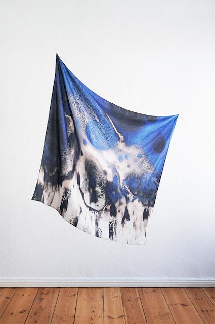 KARL & OLAF Silk scarfes