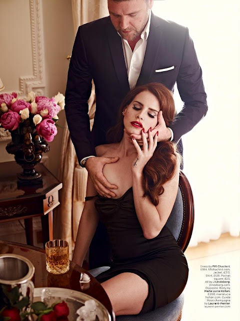 Lana Del Rey by Mariano Vivanco for British GQ-3