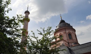 menara masjid schwetzingen di jerman - [www.zootodays.blogspot.com]