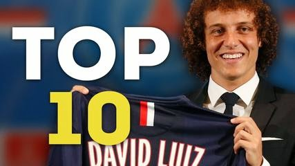 Top 10 des plus gros transferts de Ligue 1 [Mercato 2014]
