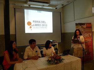 FERIA DEL LIBRO 2012- LA CRUZ, CORRIENTES