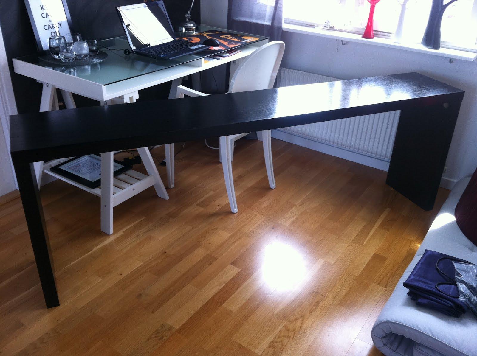 Smycka ditt hem Malm avlastningsbord