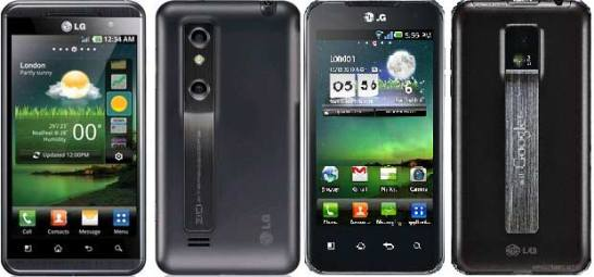 how to install gingerbread on lg optimus phone