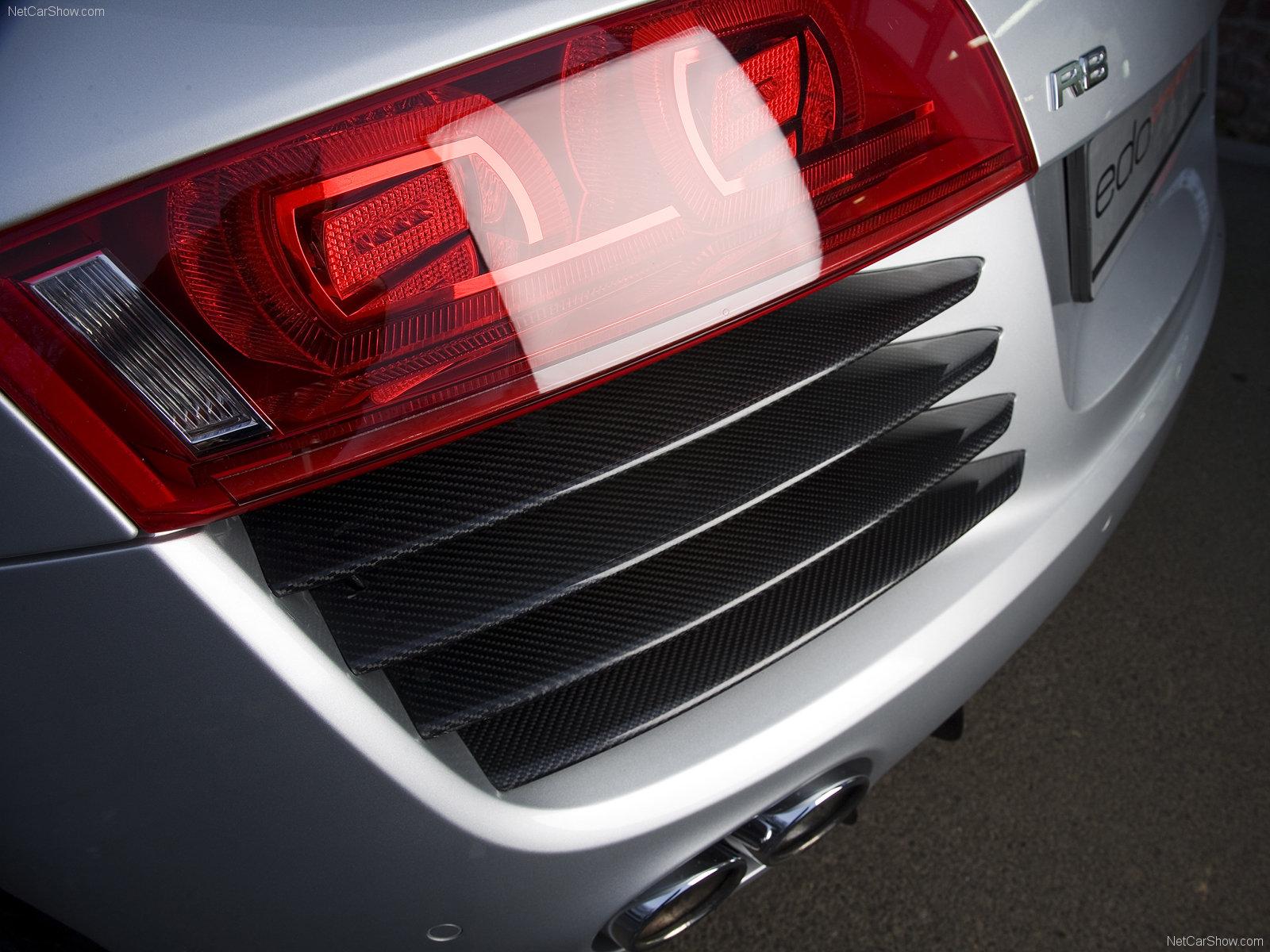 Hình ảnh siêu xe Edo Audi R8 2008 & nội ngoại thất