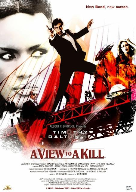Điệp Viên 007: Cảnh Tượng Chết... - A View To A Kill (1985)