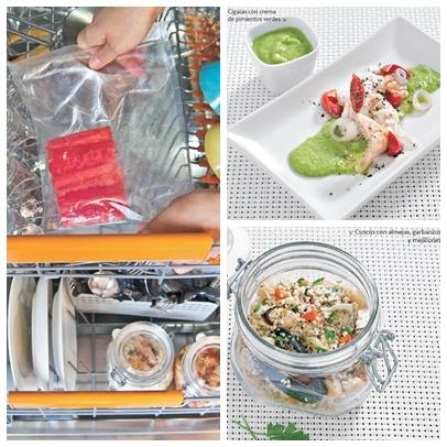 La cocina de aficionado cocinar con el lavavajillas for Cocinar con 40 pesos