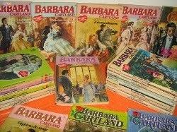 LIVROS BARBARA CARTLAND