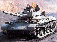 Type 74 Nana Yon MBT