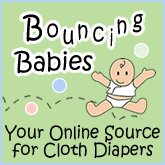 Bouncing Babies Cloth Daipers
