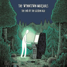 Wynntown Marshals – The End Of The Golden Age (2015)
