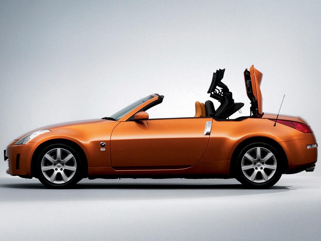 Nissan 350Z Roadster - Test und Preisvergleich