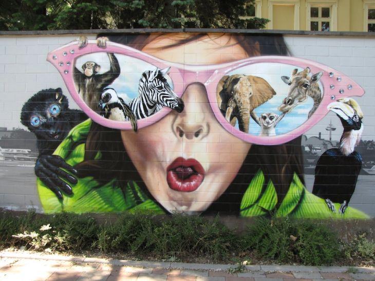 Resultado de imagen para arte urbano graffiti