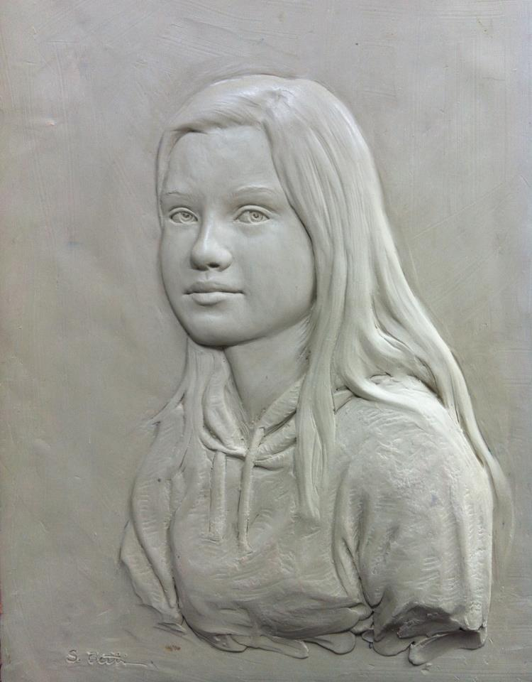 Sutton betti sculpture and drawings may