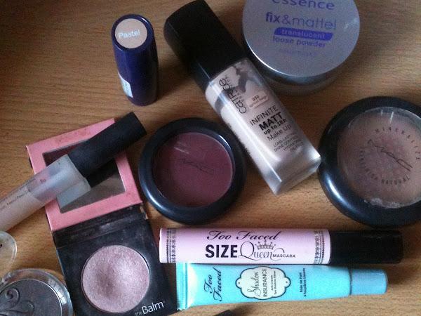 Mi maquillaje diario Invierno 2012