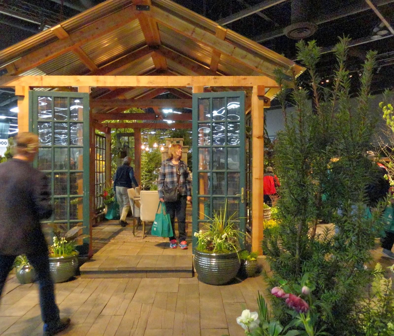 danger garden: 2014 Yard, Garden & Patio Show, the Showcase Gardens...