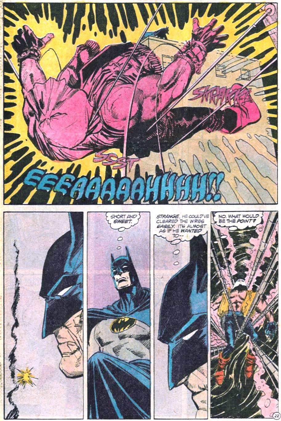 Detective Comics (1937) Issue #598 Page 23