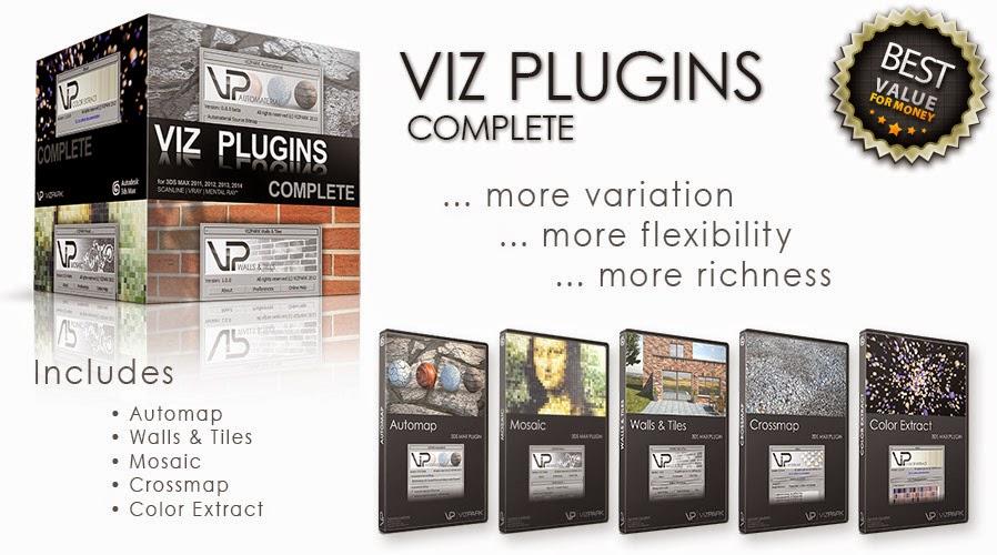 i0n1c50ft: VIZPARK: PLUGINS Complete