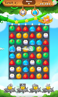 Screenshots of the Bird paradise for Android tablet, phone.