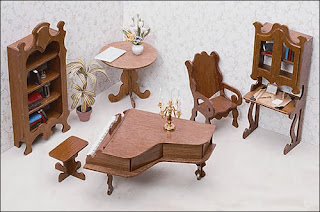 Dolls House Furniture Every Young Girl's Dream