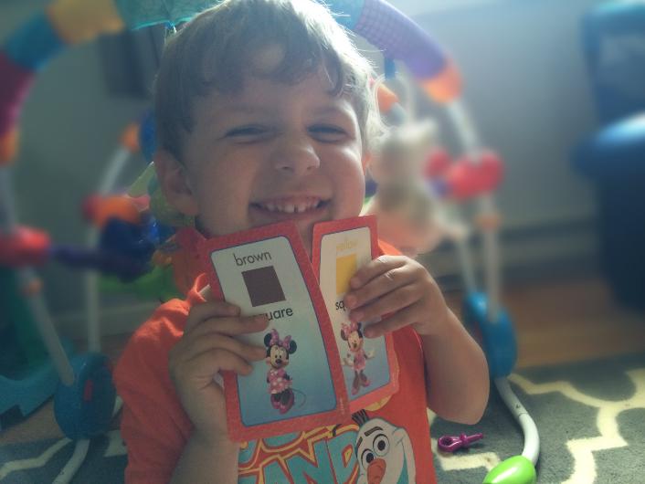 Disney Junior #Ready4Preschool