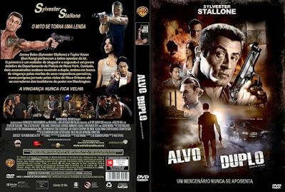 Filme Alvo Duplo DVD Capa
