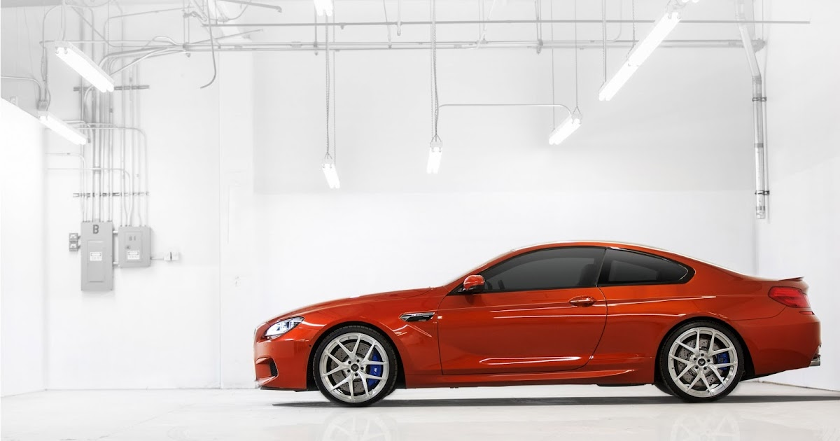 All Cars Nz 2013 Bmw M6 Coupe Vs 110 By Vorsteiner
