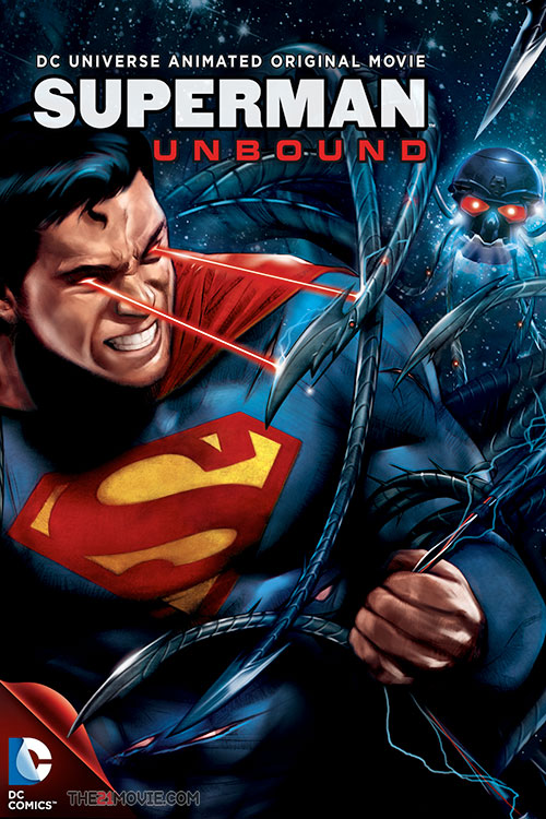 Download Movie : Superman: Unbound (2013) 1080p BluRay