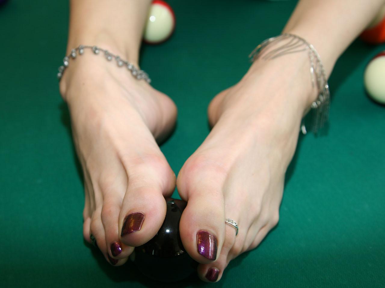 juicy feet