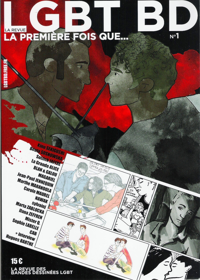 La Revue LGBT BD 1