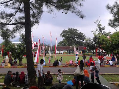 Gebyar PAUD 2013 Jawa Tengah di Ambarawa