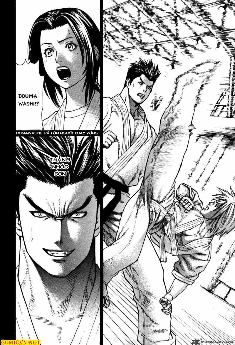 Karate Shoukoushi Kohinata Minoru chap 21 Trang 4