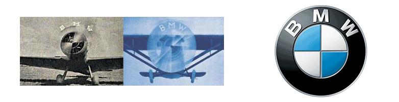 معنى شعار بي إم دبليو