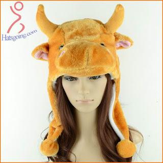 Bull hats