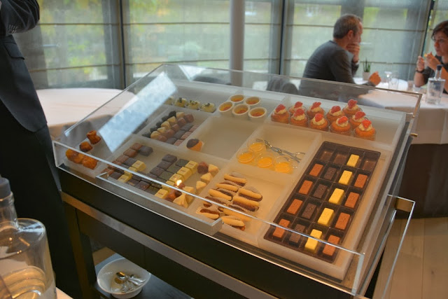 Restaurant Arenberg Heverlee zoetjes