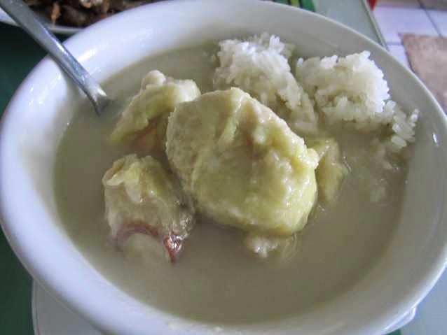 resep cara membuat kolak durian resep masakan indonesia