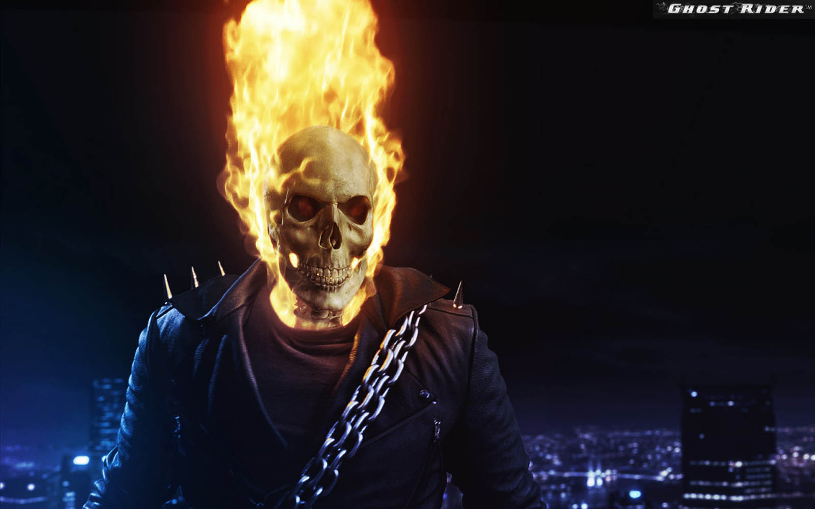 ghost rider wallpapers ~ desktop wallpaper