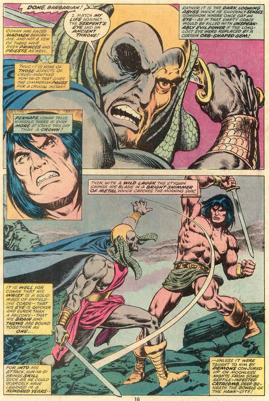 Conan the Barbarian (1970) Issue #81 #93 - English 11