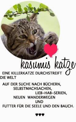 Kasumis Katze