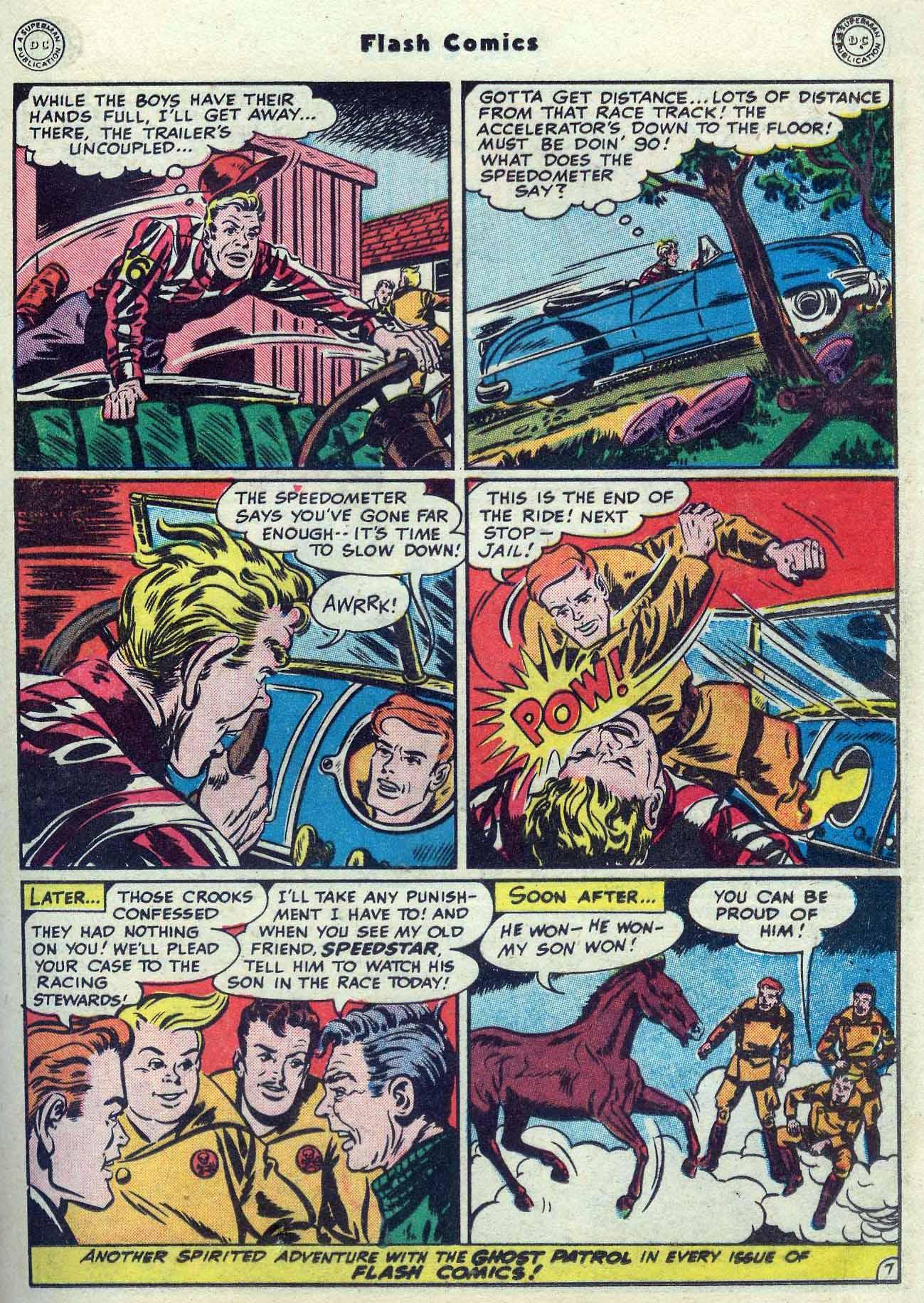 Flash Comics Issue #104 #104 - English 31