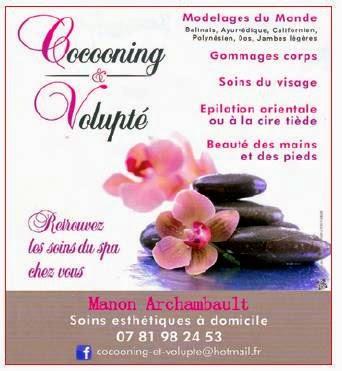 Manon Archambaud Cocooning et Volupté à Cheverny