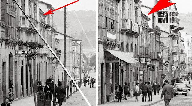 Edificio tauro 1878 r a progreso arquitecto alejandro - Arquitectos ourense ...