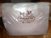 Coach Bag Packaging